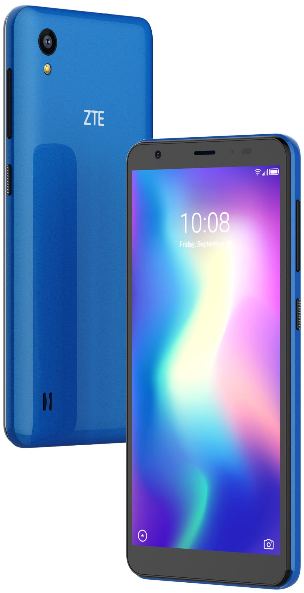 ZTE Blade A5 (2019) 2/32GB - SIM-карты: 2 (nano SIM)