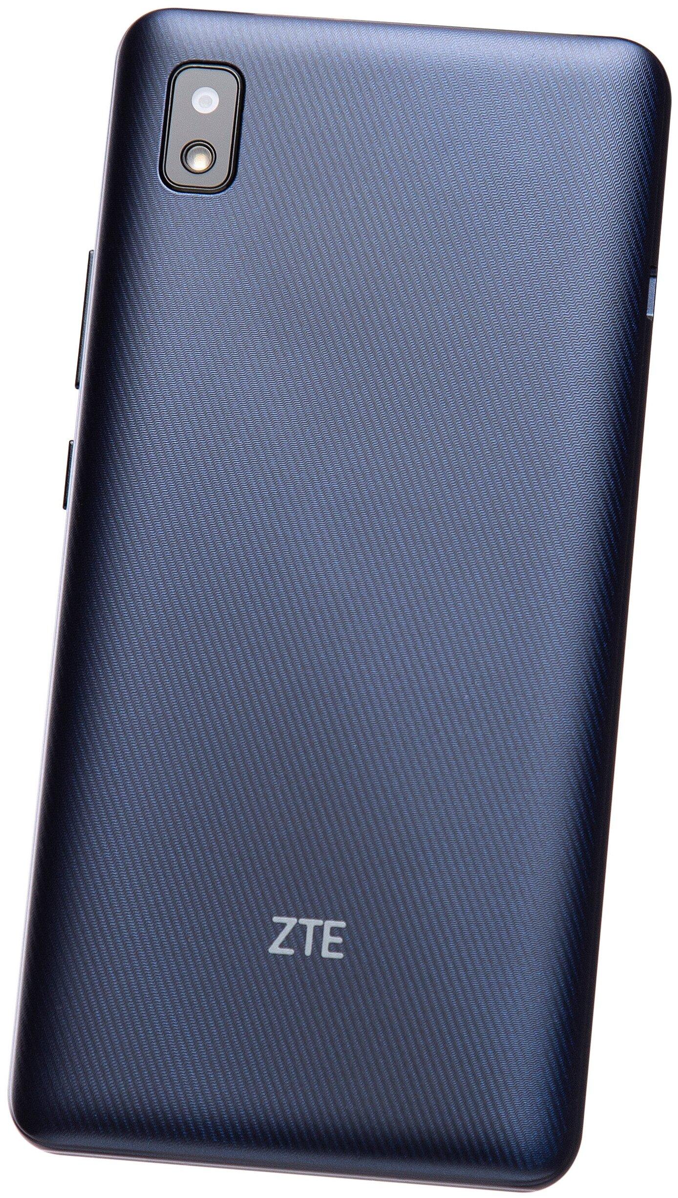 ZTE Blade L210 - камера: 5МП