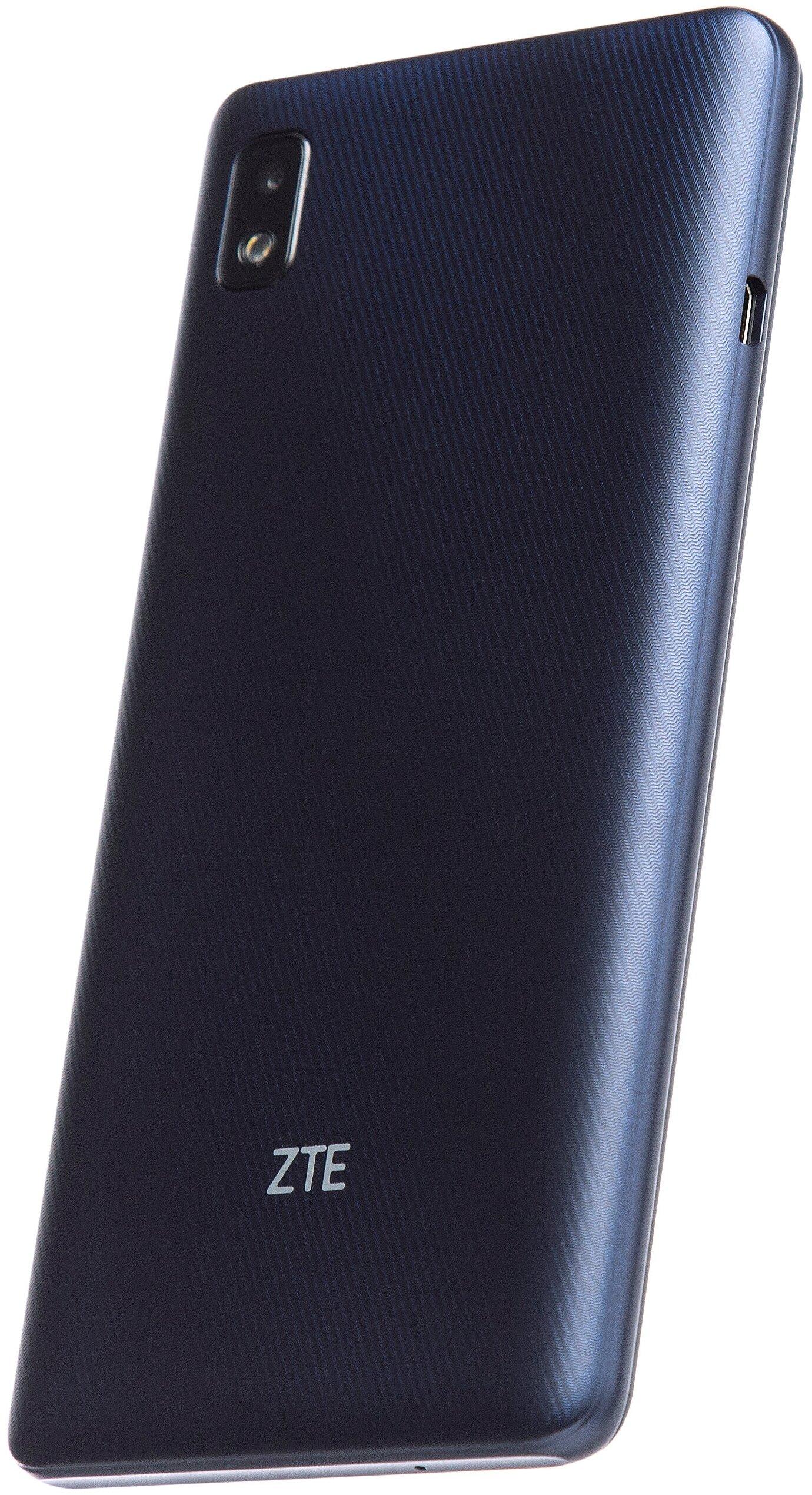 ZTE Blade L210 - аккумулятор: 2600мА·ч