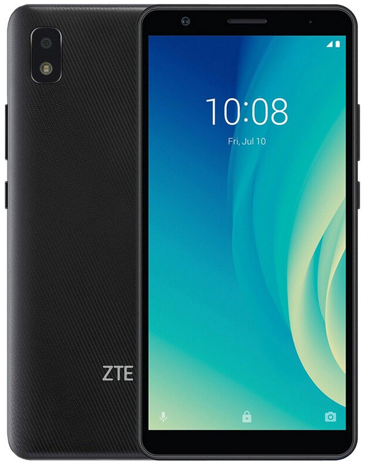 ZTE Blade L210 - беспроводные интерфейсы: Wi-Fi, Bluetooth 4.2