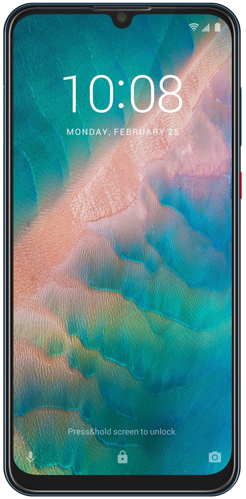 ZTE Blade V10 - операционная система: Android 9.0