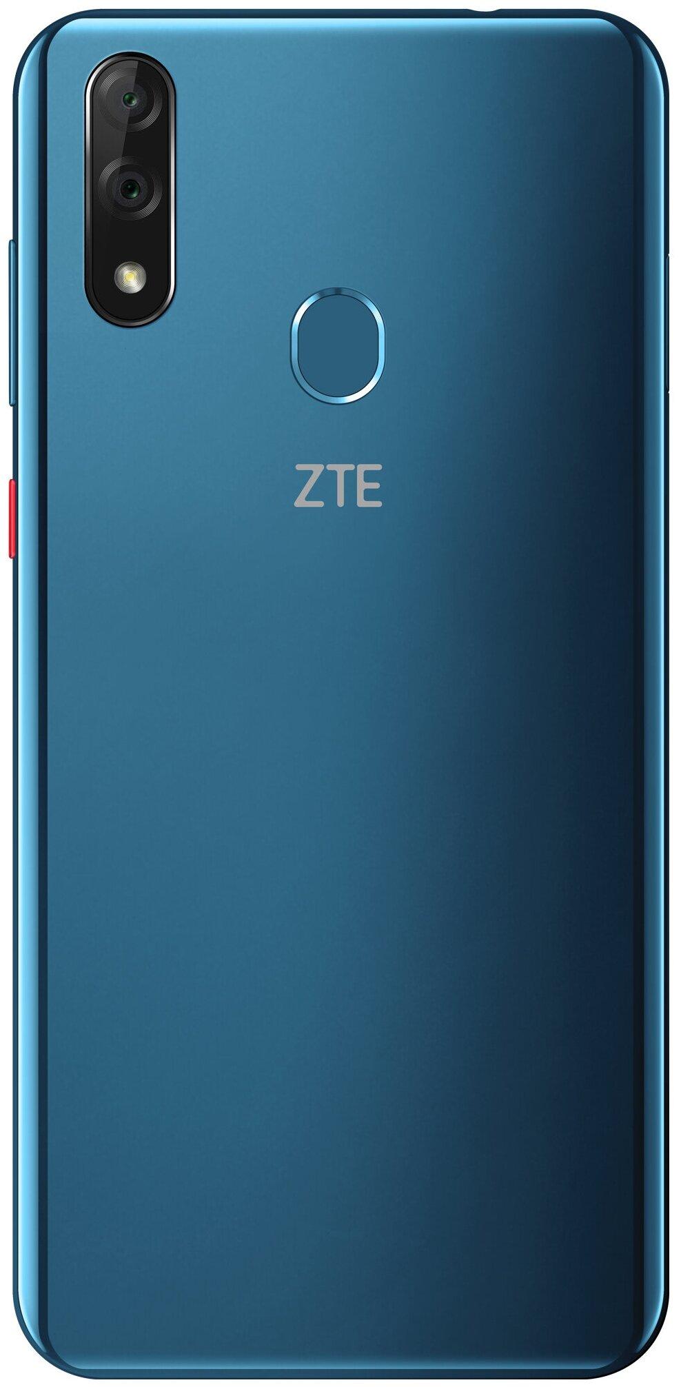 ZTE Blade V10 - интернет: 4G LTE