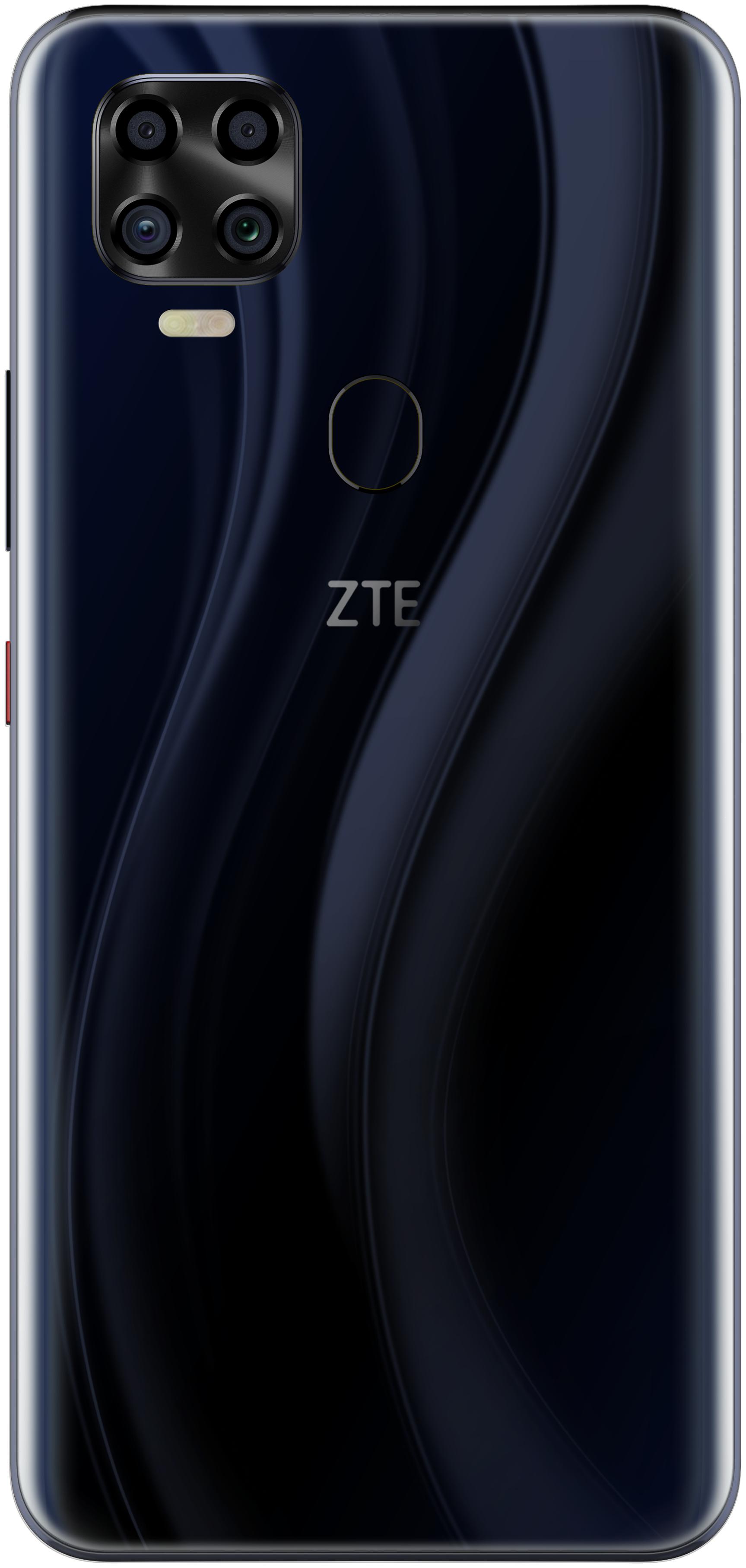 ZTE Blade V2020 - память: 128ГБ, слот для карты памяти
