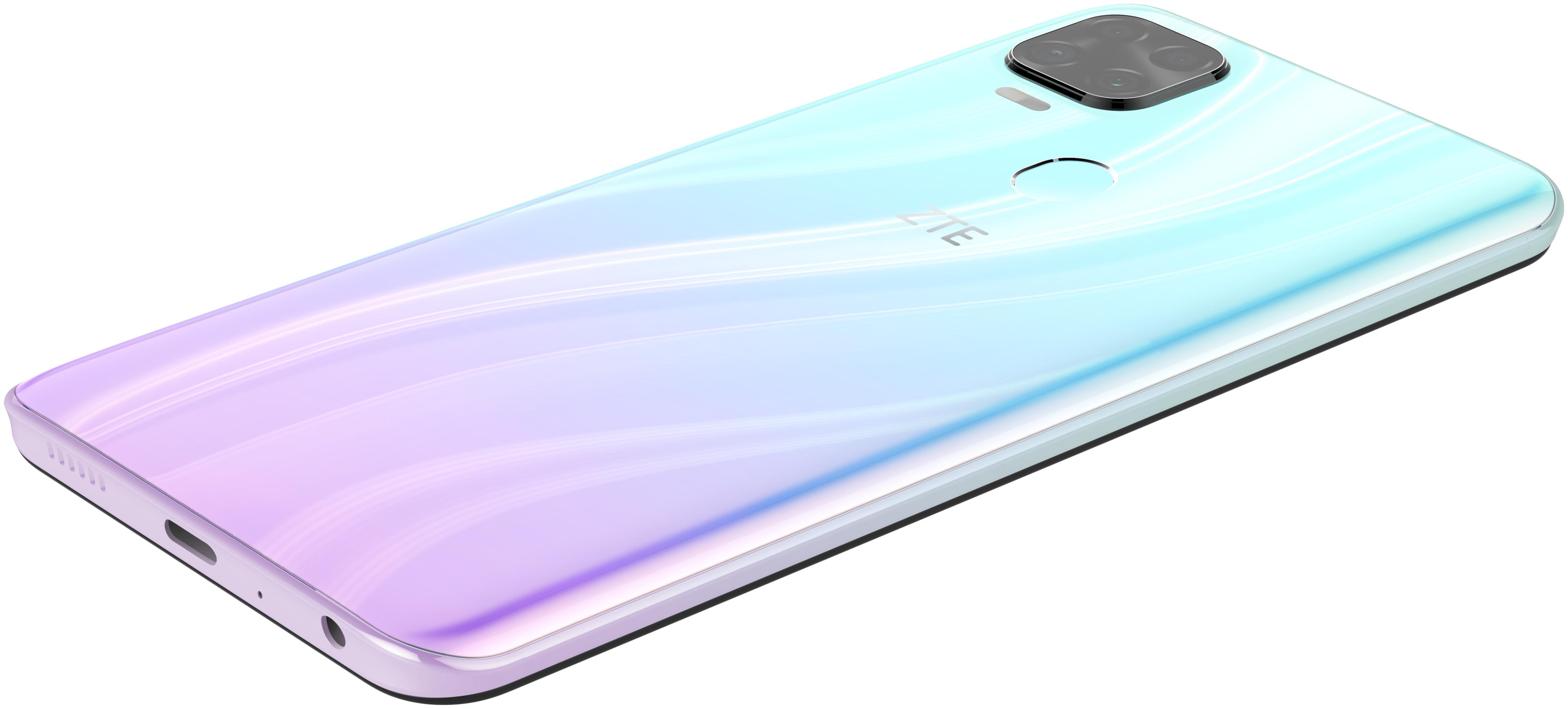 ZTE Blade V2020 - операционная система: Android 10