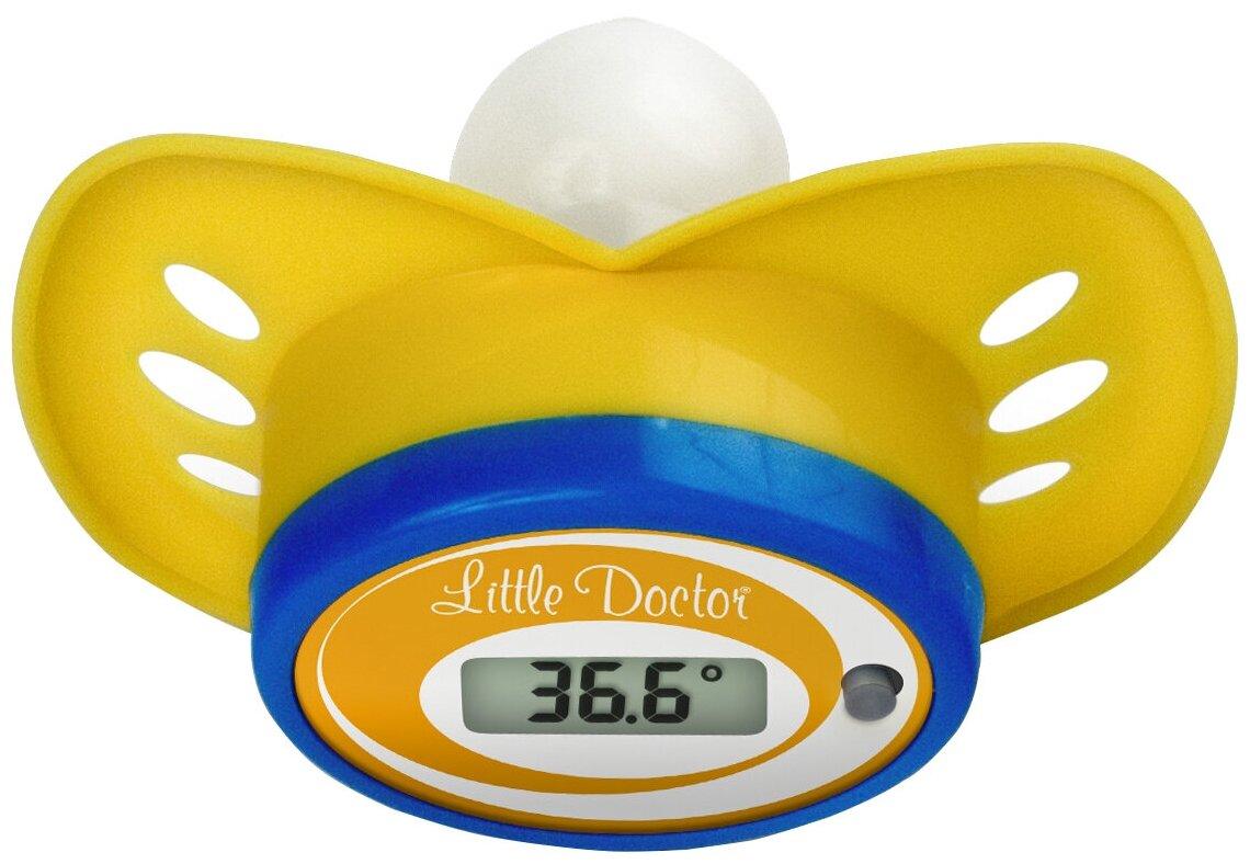 Термометр-соска Little Doctor LD-303 - назначение: для тела