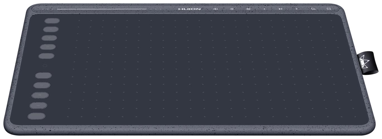 HUION HS611 - количество уровней нажима: 8192