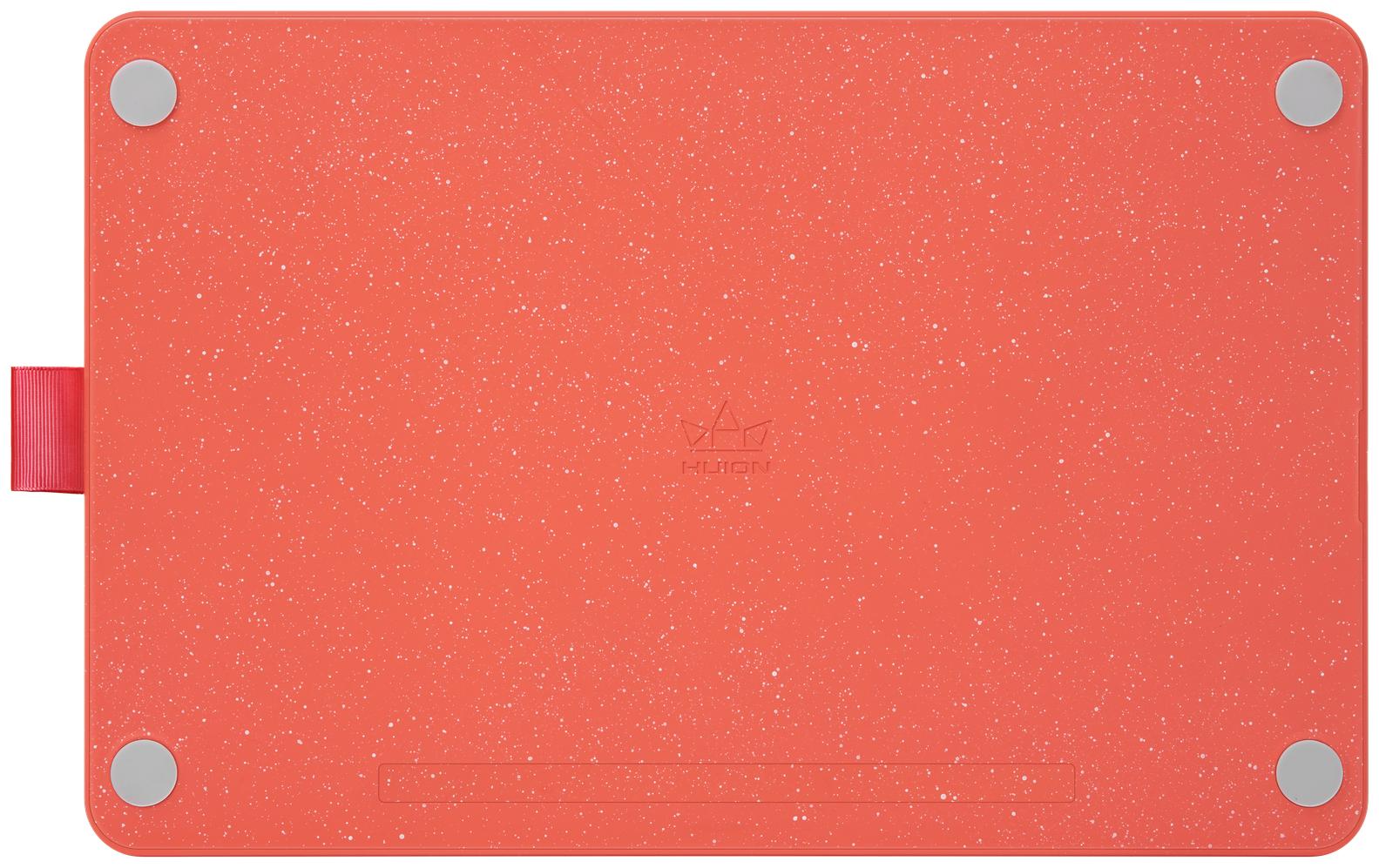 HUION HS611 - чувствительность пера к наклону: да