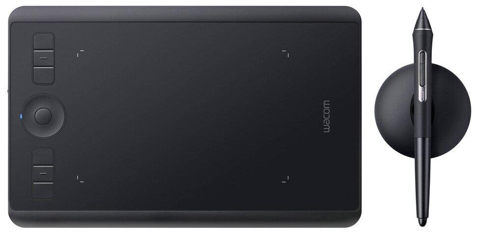 WACOM Intuos Pro Small (PTH-460) - формат: A6