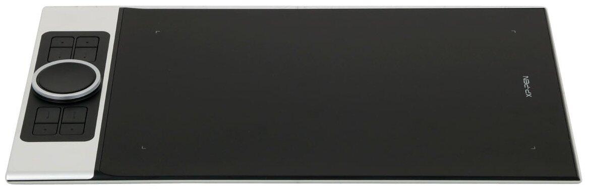 XP-PEN Deco Pro Medium - количество линий на дюйм (lpi): 5080