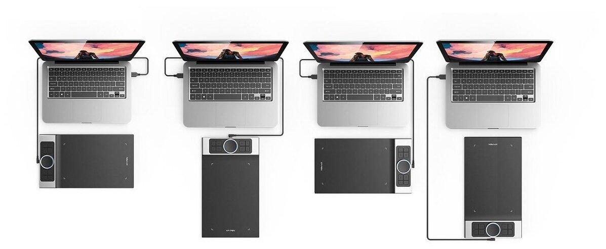XP-PEN Deco Pro Medium - ширина: 227мм