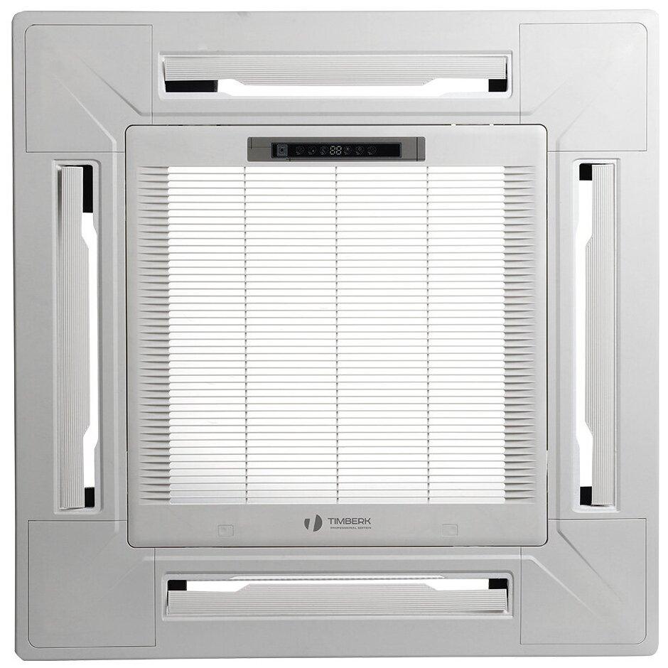 Timberk AC TIM 36LC ST5 - доп. режимы: осушение, ночной, приточная вентиляция, вентиляция