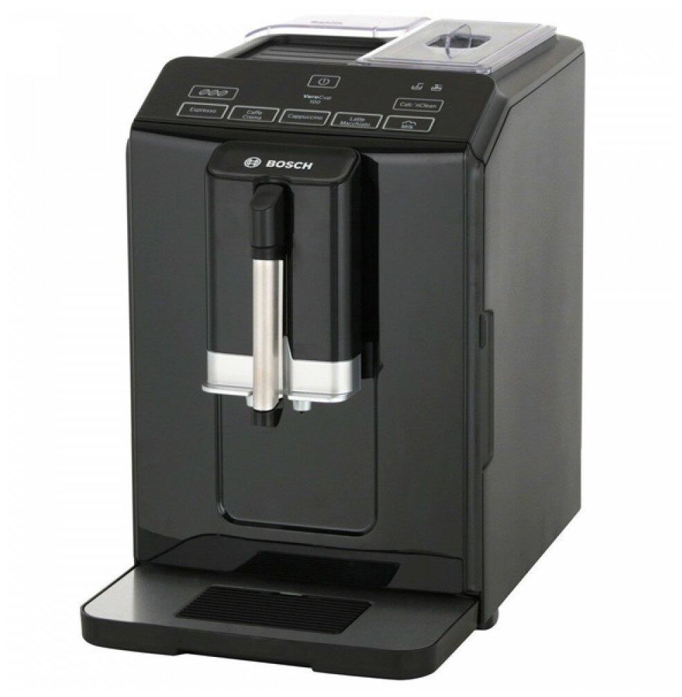Bosch TIS 30129 RW VeroCup 100 - тип напитка: капучино, эспрессо, латте макиато