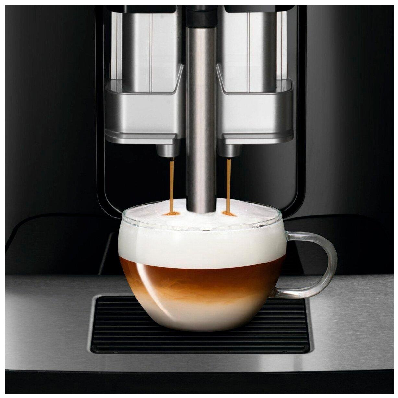 Bosch TIS 30129 RW VeroCup 100 - количество степеней помола: 5
