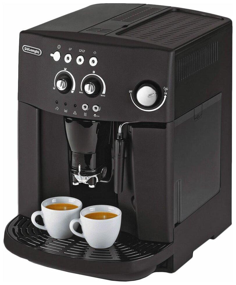 De'Longhi Magnifica ESAM 4000 - тип используемого кофе: молотый / зерновой