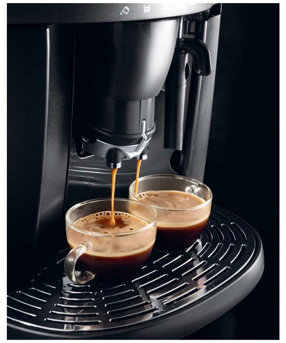 De'Longhi Magnifica ESAM 4000 - тип напитка: капучино, эспрессо