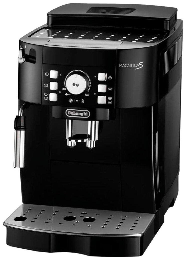 De'Longhi Magnifica S ECAM 21.117 - тип используемого кофе: молотый / зерновой