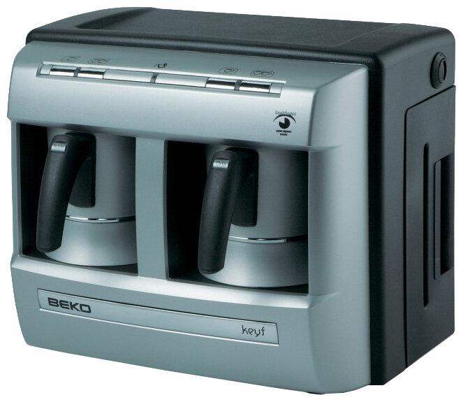 Beko BKK 2113 - тип используемого кофе: молотый