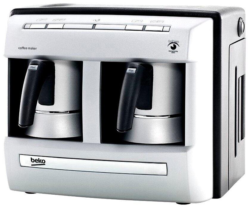 Beko BKK 2113 - настройки: объем порции горячей воды
