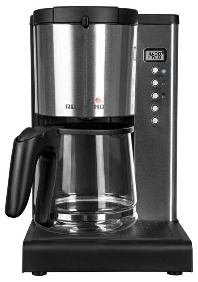REDMOND SkyCoffee M1509S - тип используемого кофе: молотый