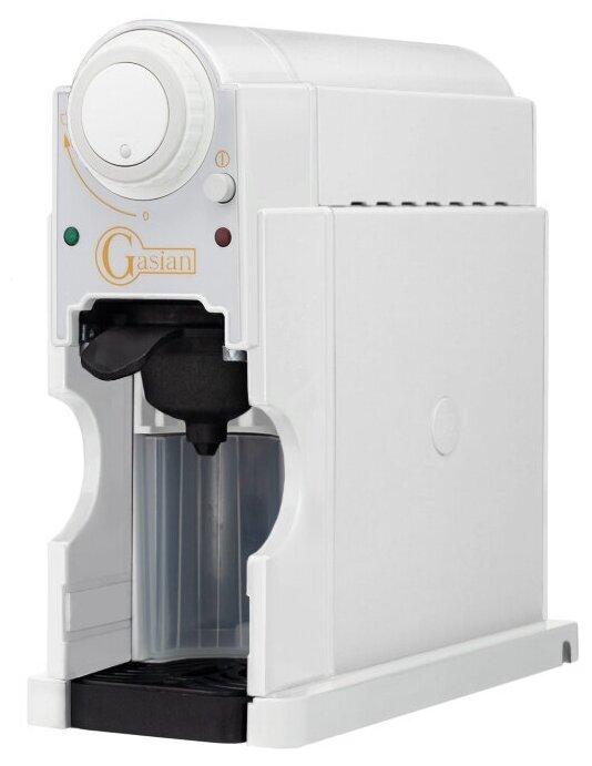 Gasian D2 - тип используемого кофе: молотый / зерновой / чалды