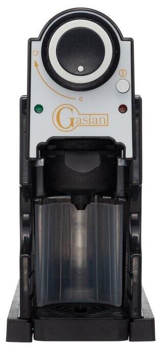 Gasian D2 - метариал корпуса: пластик