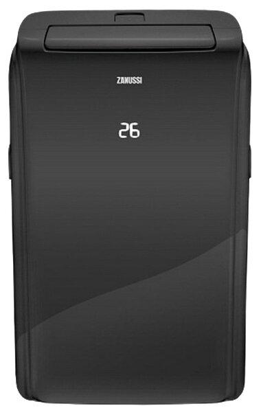 Zanussi ZACM-09 MS/N1 Black - площадь помещения: 25м²