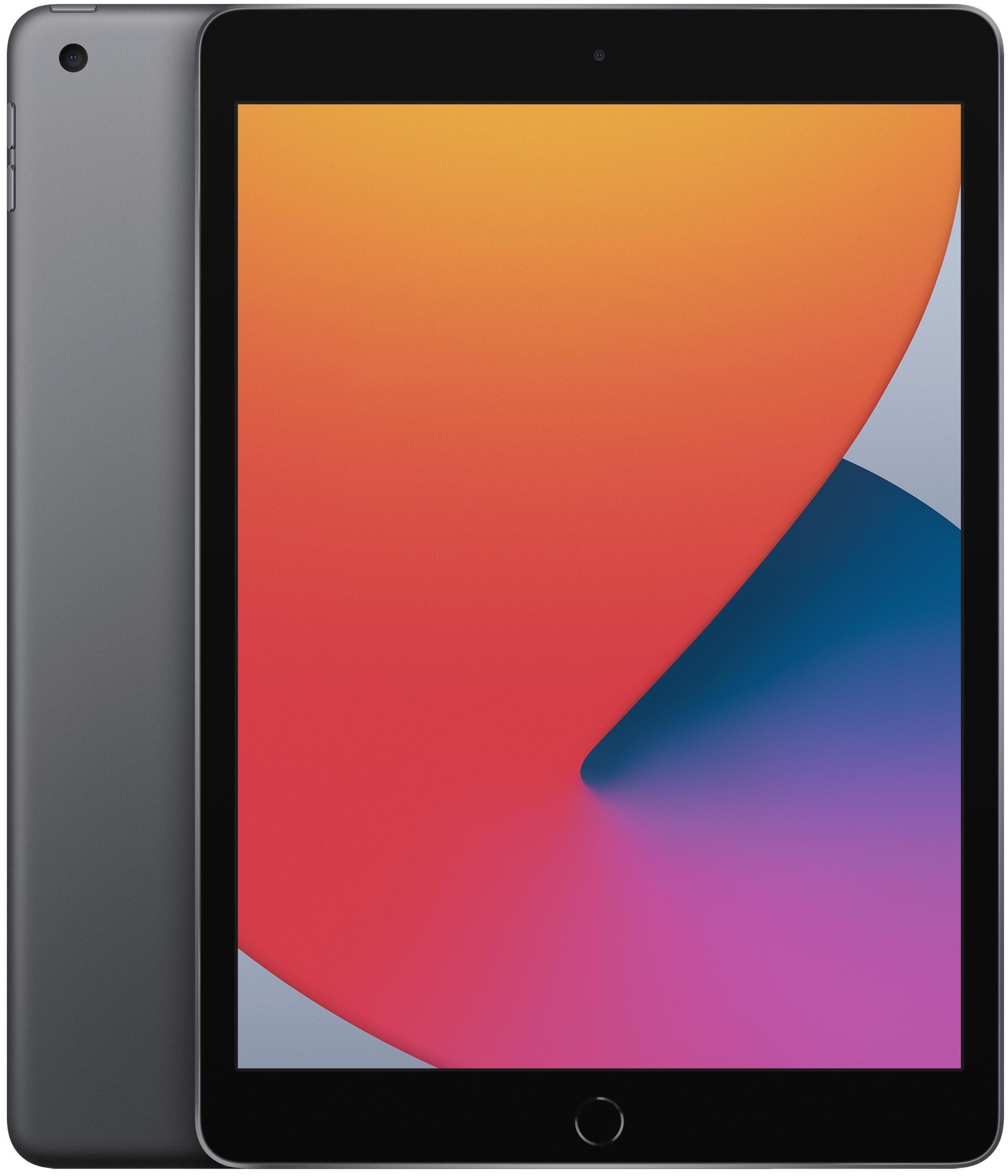 "Apple iPad (2020) 128Gb Wi-Fi - диагональ: 10.2"" (2160x1620) IPS"