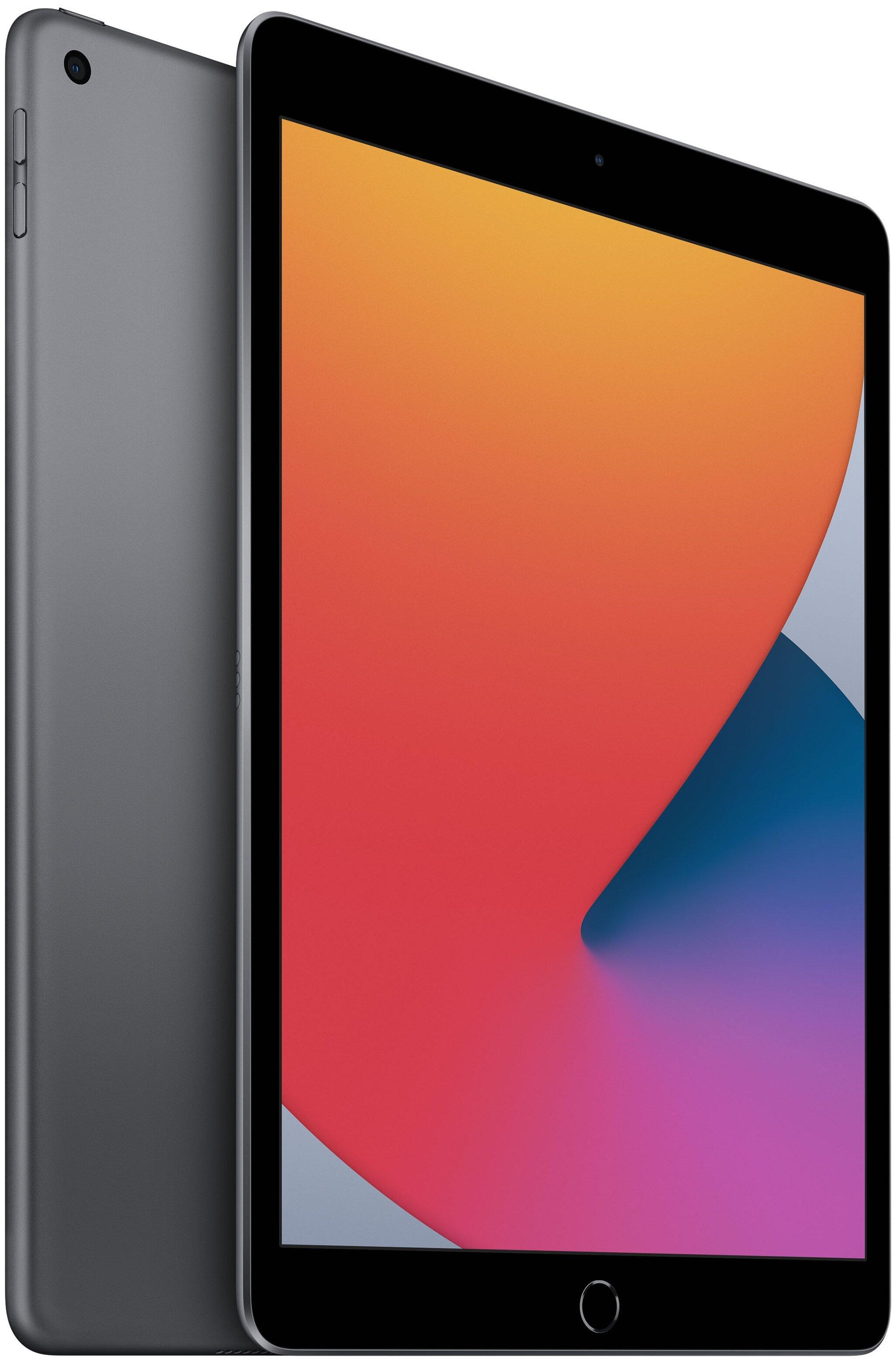 Apple iPad (2020) 128Gb Wi-Fi - встроенная память: 128ГБ