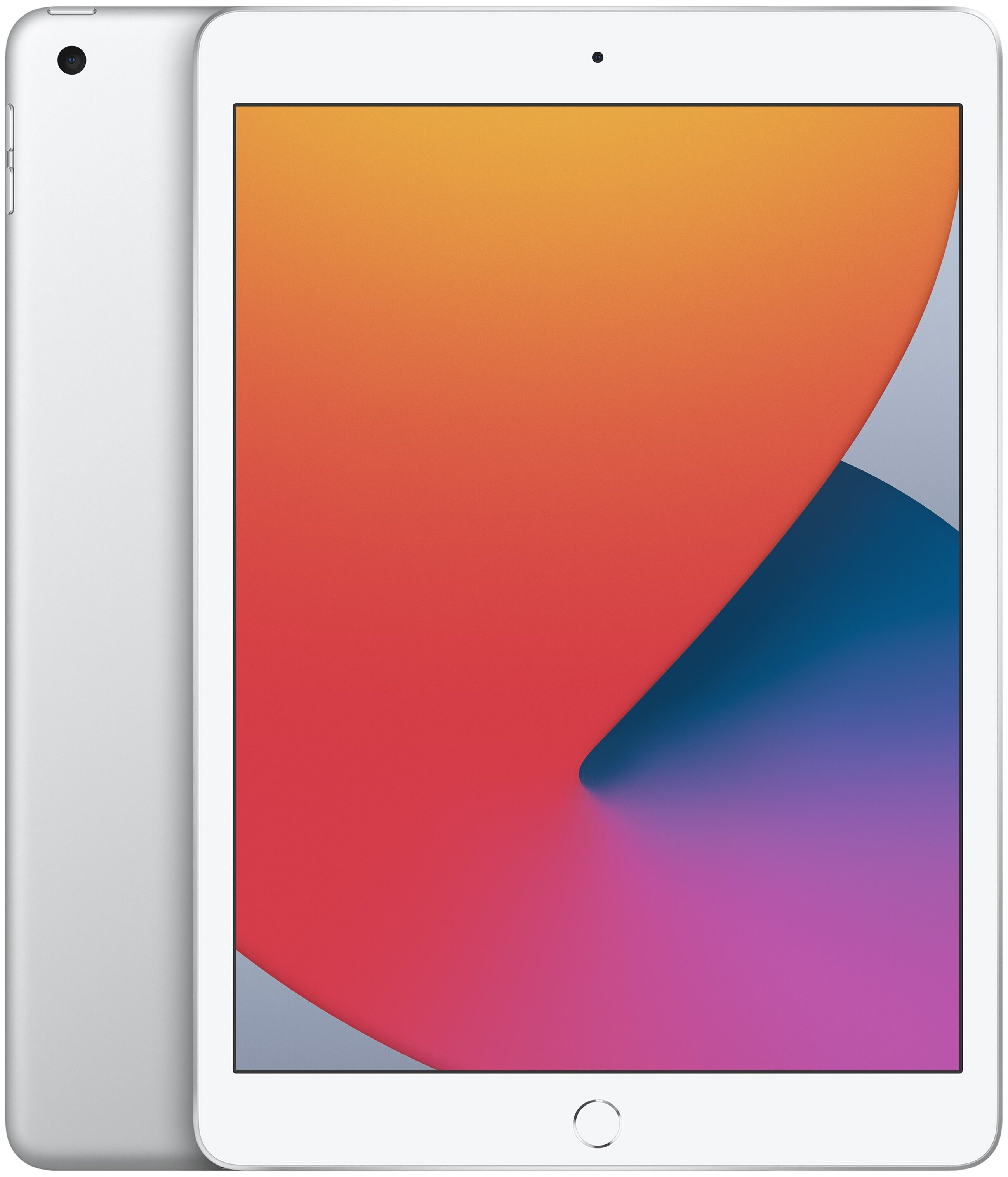 Apple iPad (2020) 128Gb Wi-Fi - камеры: основная 8МП, фронтальная 1.20МП