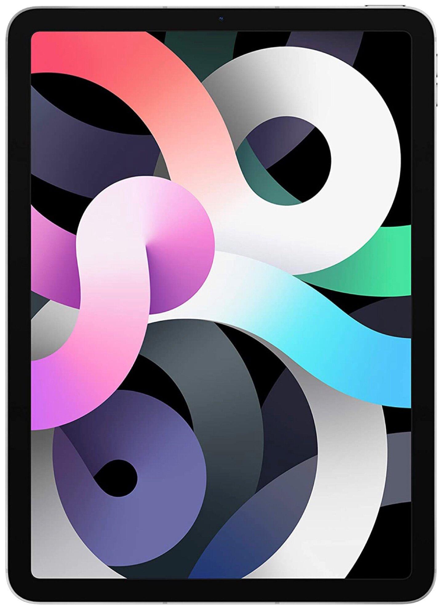Apple iPad Air 2020 64Gb Wi-Fi - динамики: стерео