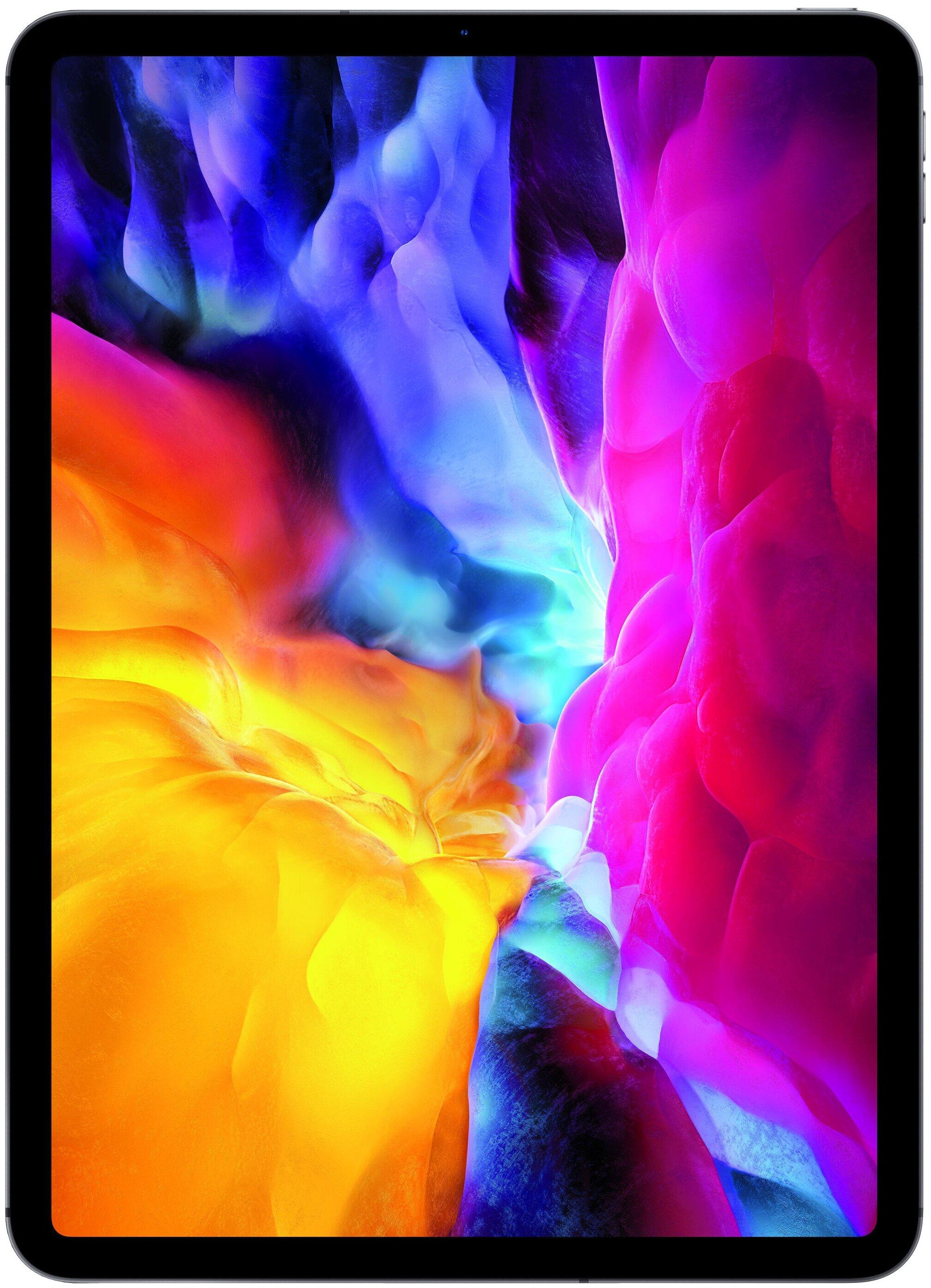 Apple iPad Pro 11 (2020) 128Gb Wi-Fi - операционная система: iOS
