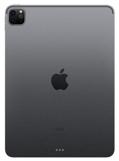 Apple iPad Pro 11 (2020) 128Gb Wi-Fi - камеры: основная 12МП, 10МП, фронтальная 7МП