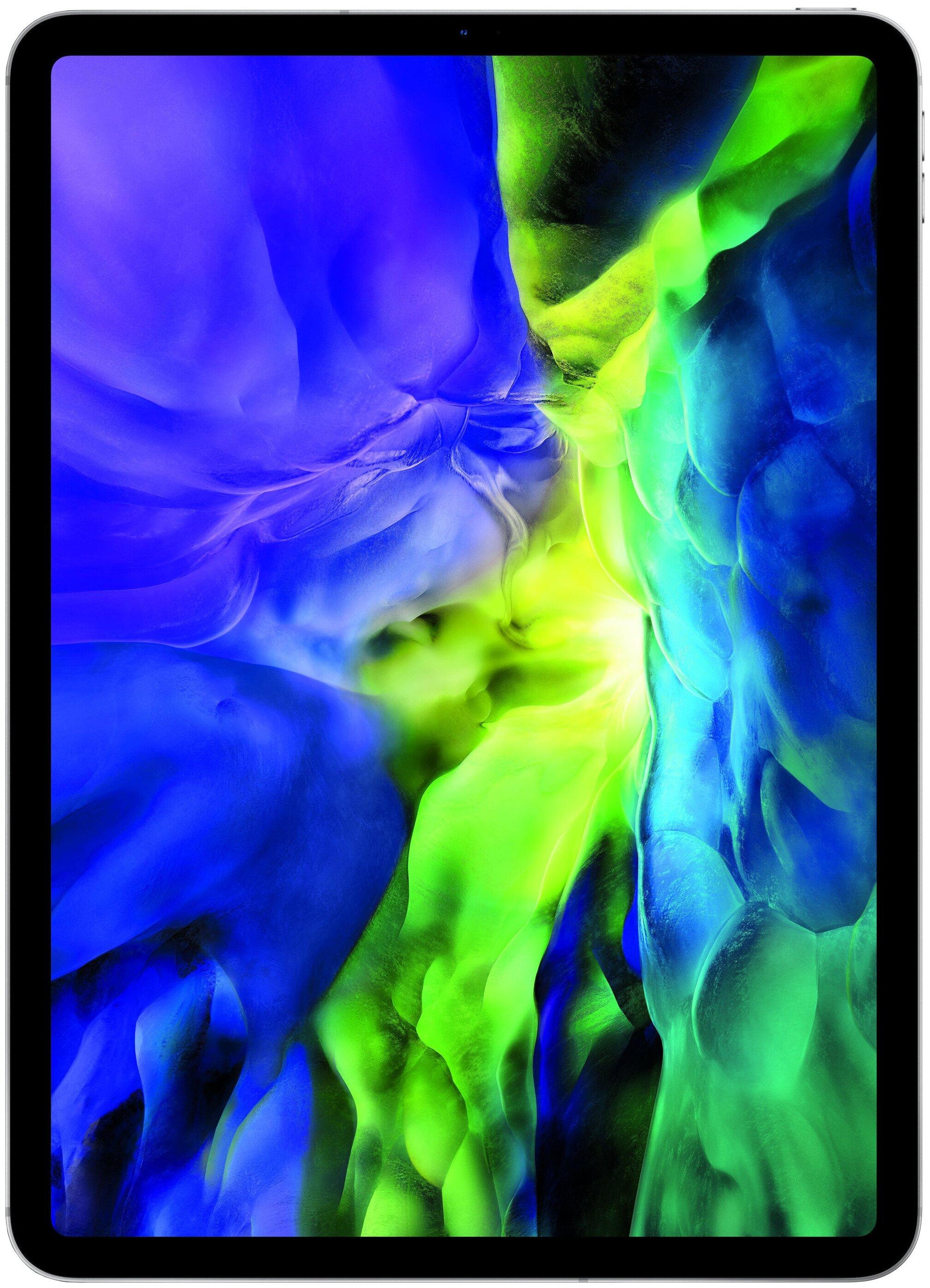 "Apple iPad Pro 11 (2020) 256Gb Wi-Fi + Cellular - диагональ: 11"" (2388x1668) IPS"