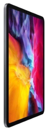 Apple iPad Pro 11 (2020) 256Gb Wi-Fi + Cellular - камеры: основная 12МП, 10МП, фронтальная 7МП