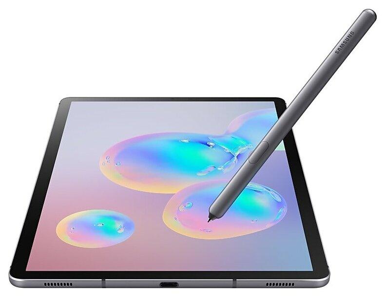 Samsung Galaxy Tab S6 10.5 SM-T860 128Gb Wi-Fi (2019) - процессор: Qualcomm Snapdragon SDM855