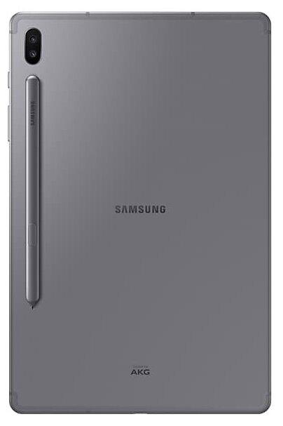 Samsung Galaxy Tab S6 10.5 SM-T860 128Gb Wi-Fi (2019) - SIM-карты: отсутствует