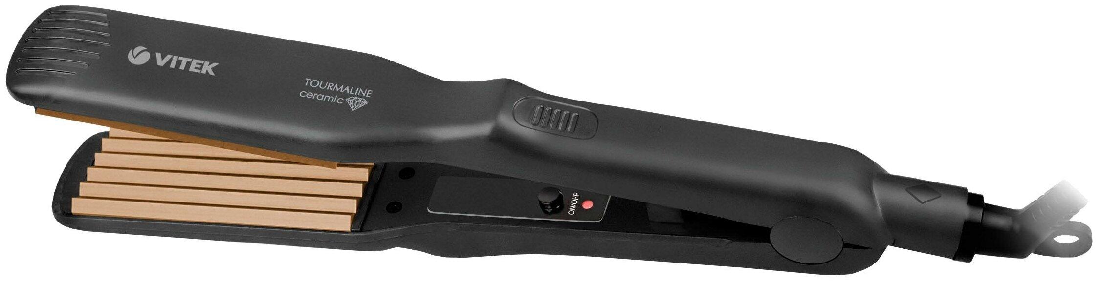 VITEK VT-8408 - тип щипцов: гофрированные