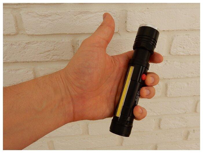 Police YYC-T6-26 с магнитным держателем - материал корпуса: алюминий