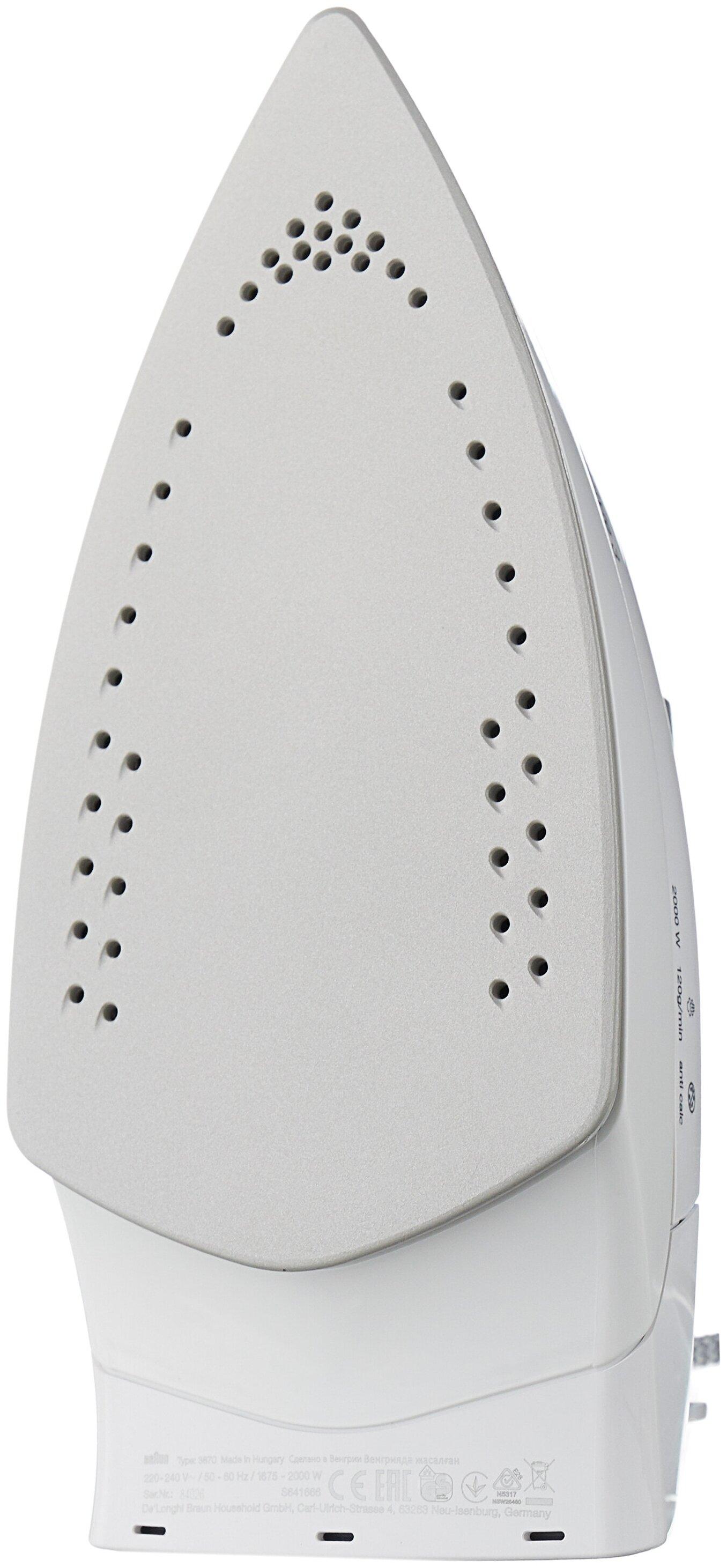 Braun TexStyle 3 TS340С - вертикальное отпаривание