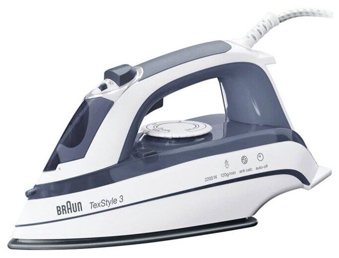 Braun TexStyle 3 TS375A - мощность: 2200Вт
