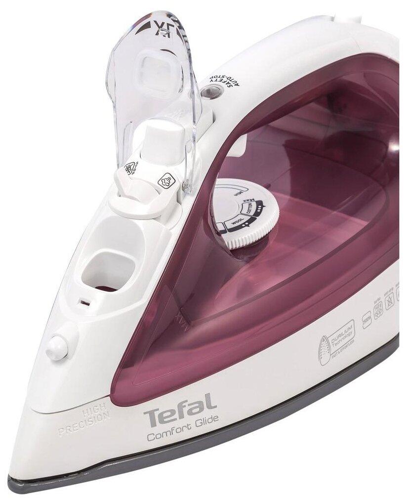 Tefal FV2683 Comfort Glide - постоянный пар: 40г/мин
