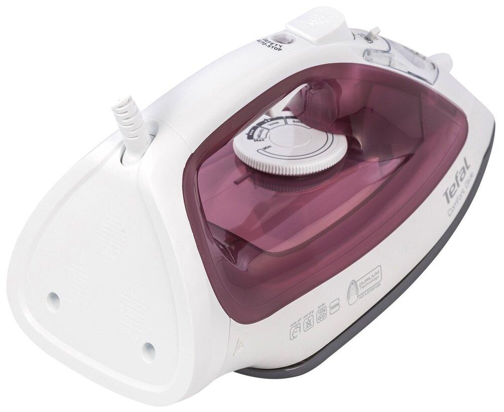 Tefal FV2683 Comfort Glide - вертикальное отпаривание